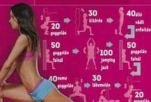 Comb edzés