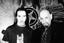 Anton LaVey / Anton LaVey was an American author, occultist, and musician.