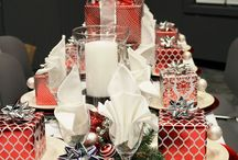 Christmas Tablescapes / by Angela Russ