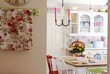 Kitchens / by Clara Dearmore Strom