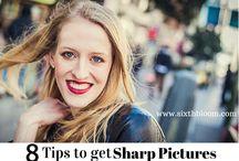 Photography-Focus / Focusing tips