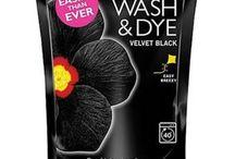 DYLON Ürünlerimiz / Çamaşır Makinesinde kolay boyanabilen ya da elde moda ve stil yapabileceğiniz seçenekleri ile DYLON Boyaları...