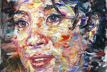 Art / Mixed / oil on canvas