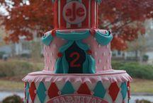 Circus Cake Inspiration