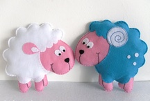 It's all about animal felt craft
