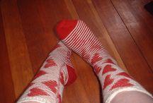 socks, socks, socks <3 (colorwork)