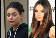 Pictures of Celebrities Without Makeup / These Celebrities Are Unrecognisable Without Make-Up.