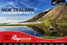 STUDY ABROAD IN NEW ZEALAND CONSULTANTS IN  INDIA - RIYA EDUCATION / More and more Indians are beginning to study in New Zealand, mostly due to the presence of a safe learning environment, exceptional support for overseas students and the excellent learning opportunities. For more details get in touch with Riya Education, Overseas Education consultants.We have branches in Cochin, Kottayam, Thiruvalla, Trichur, Coimbatore, Bangalore, Chennai, Delhi, Goa, Hyderabad, Kannur, Madurai, Mangalore, Mumbai, Kollam/ Quilon, Trichy, Trivandrum, Vijayawada