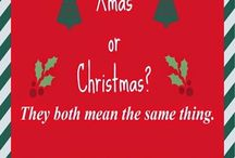 Christmas / All things Christmas ~  Crafts, articles, recipes, gift ideas and more