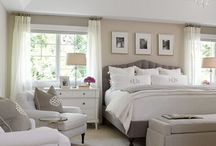 Where the magic happens / Master bedroom design ideas
