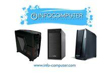 Ordenadores Baratos / En Infocomputer tenemos torres de ordenador y ordenadores baratos. Si necesitas un ordenador barato lo encontrarás aquí.