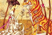 ILLUSTRATIONS -Fairy Tales-