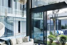 Beautiful interiors / Inside and outside  / by Trevor Jack