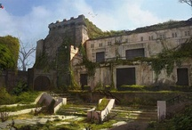Ruins & abandoned places