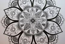 Meine Mandalas