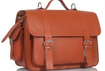 Uberbag Pimlico Natural Vegetable Tanned Leather Satchel / Backpack