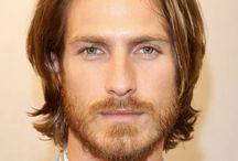 Longer Men's Hair