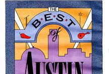 "Austin Chronicle ""Best Of"" Awards"
