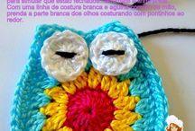 Вязание - сумки