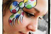 yüz boyama