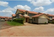 Houses in Mlolongo