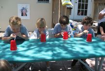 Children's Ministry / Our place to collect ideas for Anniversary Service. We're looking for crafts, snacks, and games. Thanks!