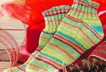 Knit socks / by Darla TheNeedleNerd