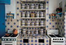 Tile kitchens