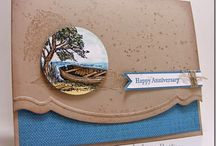 Stampin Up Moon Lake / by Deborah Newman
