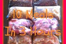 Crockpot, Slow Cooker, Freezer Meals