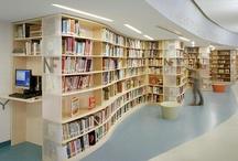 Seamless Floors in Libraries