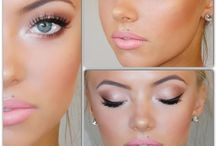 wedding makeup / Some makeup ideas for Kelly, add some of your ideas if you'd like ... kel what do you think?