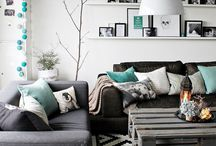 living room / obývací pokoj