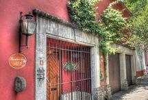 Casas Coloniales de Mexico