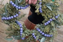 wreath around the rosy / by Hannah Kathleen