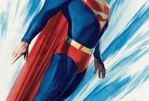 DC Marvel e afins