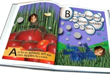 ABC Personalized Book from flattenme