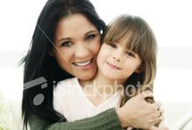 Mommy and daughter photos / by Maria Ceren