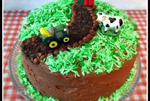 birthday cakes decoration