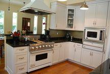 Kitchen Designs / Ideas for the kitchen.