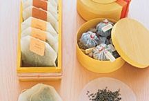 Tea Packaging Ideas / by Mona @ Healthy Homesteading
