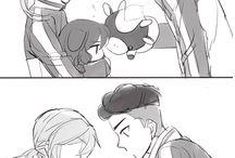 Inazuma Eleven Go comics