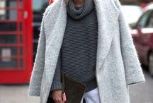 Grey / Serás la más cool sacando el tiburón que llevas dentro. Pantone dice que el gris es tendencia ¿quieres inspirarte? http://chezagnes.blogspot.com/2016/09/Sharkskin-Pantone.html #sharkskin #pantone #fashion #moda #streetstyle