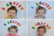 Baby photos/craft ideas