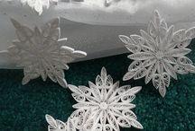 Vločky - SnowFlakes