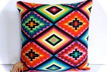 Aztec prints
