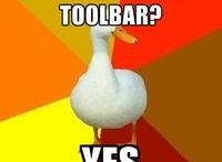 Meme - Tech Impaired Duck / by Gaurav Sharma