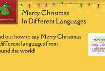 Holiday--Christmas around the world