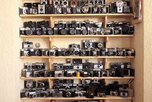 Cameras / Honouring old cameras and their history