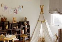 A Boy's Room / by Winter Bloomer Interiors